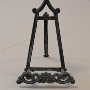 Detailed Metal Easel