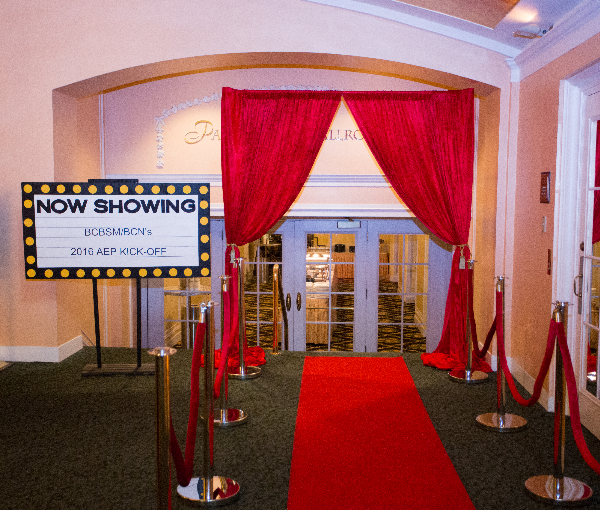 Corporate Event Design by 307 Events