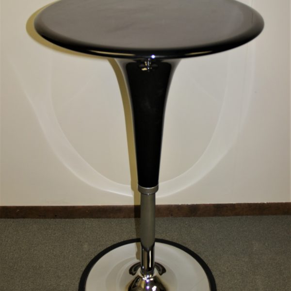 Black Cocktail Table