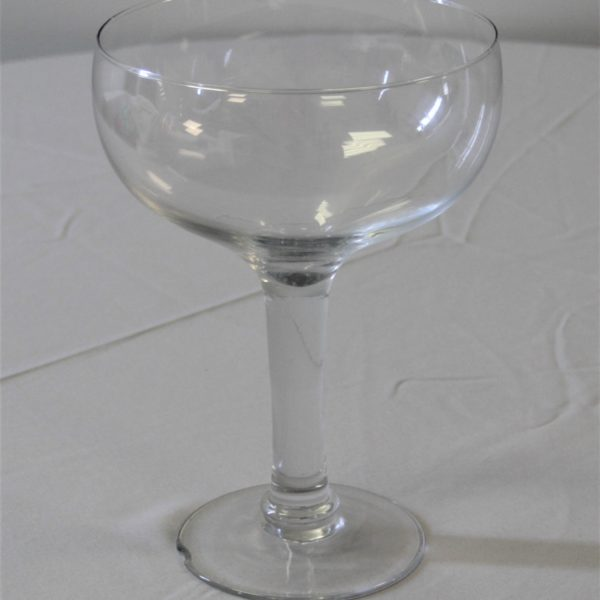 Large Glass Wine Glass