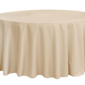 Nude Polyester Linen