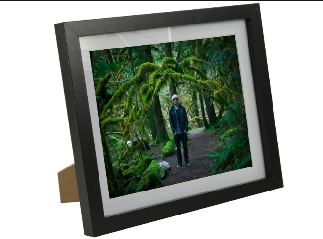 Black Picture Frame | 307 Events