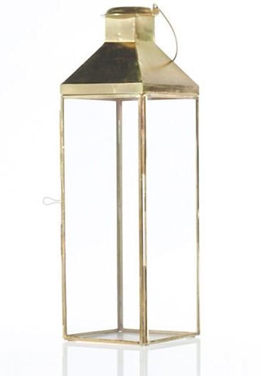 Gold Founder Lantern Large