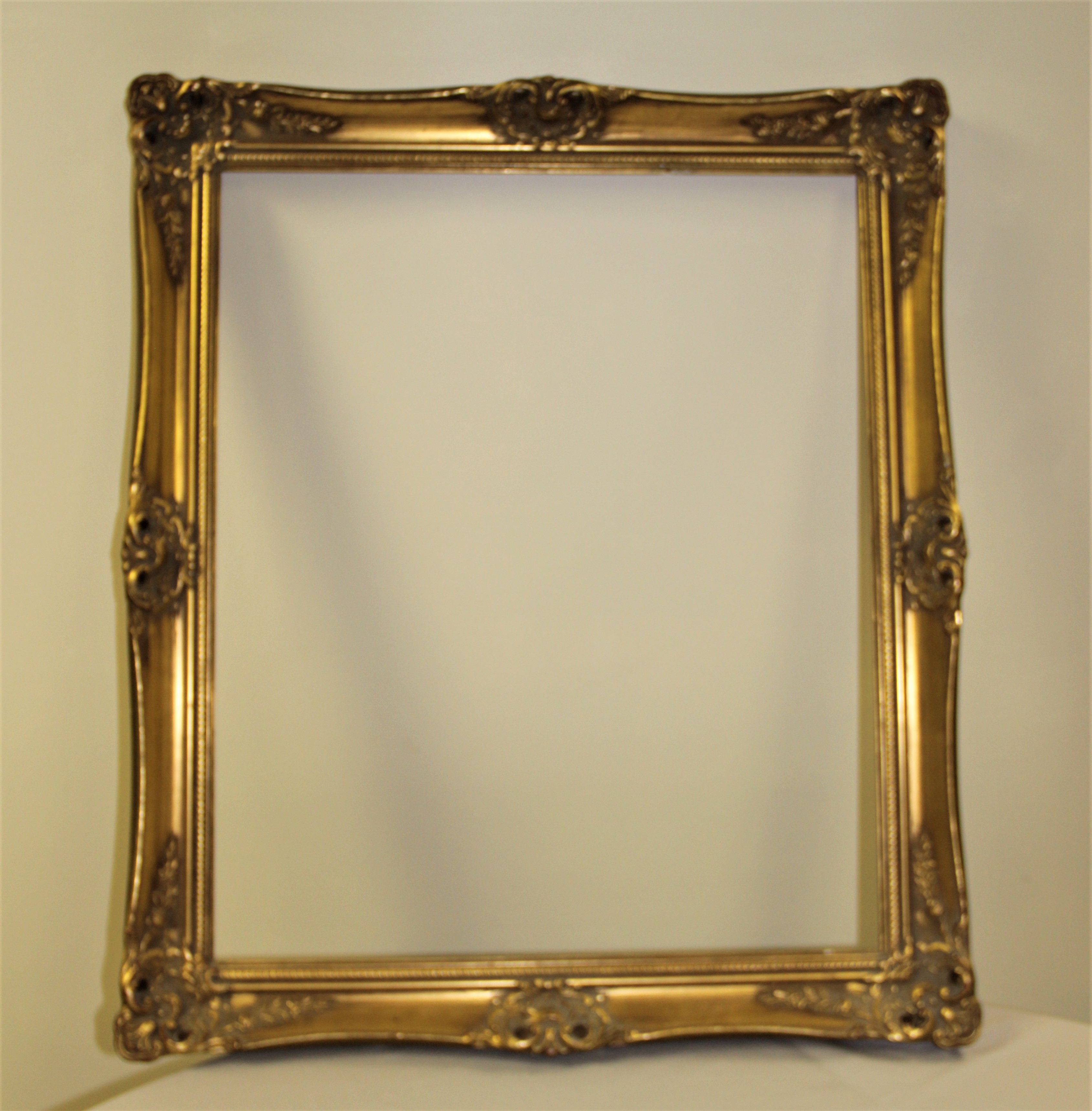 Very best Ornate Gold Frame | 307 Events LO33